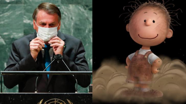 Tv norte-americana faz piada com bolsonaro e o compara ao personagem chiqueirinho