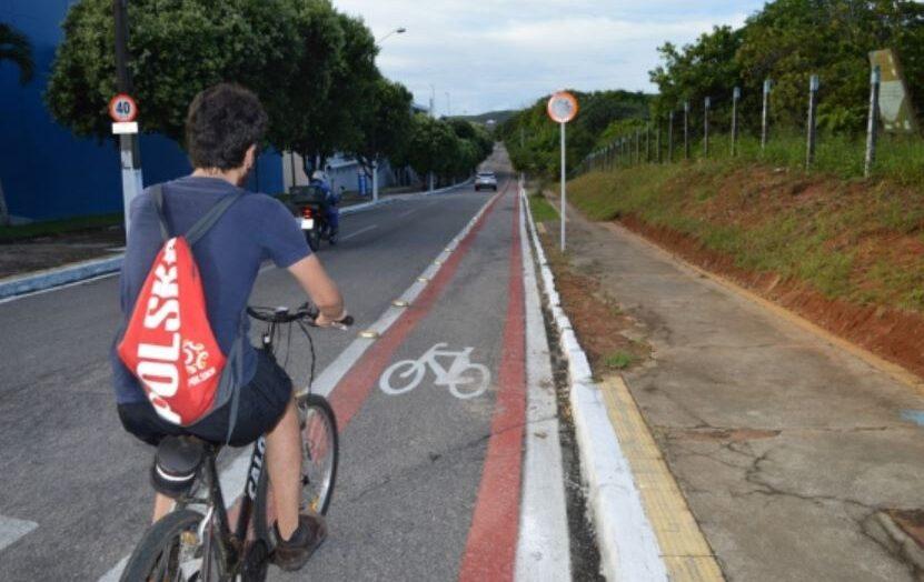 Prefeitura do natal investe na construção de ciclovias e ciclofaixas por toda cidade