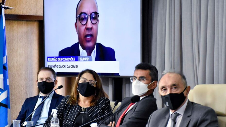 Cpi da covid investiga detalhes do contrato milionário com ambulâncias