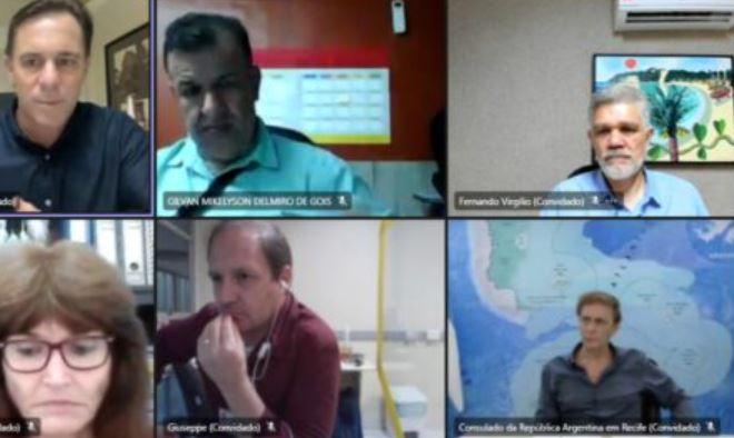 Fecomércio promove reunião técnica entre rn e argentina