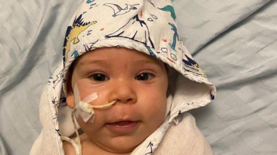 Ministério da saúde terá que fornecer remédio de r$ 11 milhões para bebê com doença degenerativa