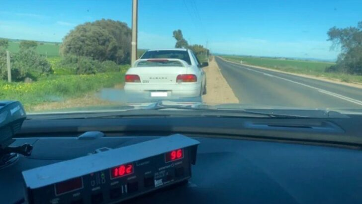 Idoso de 80 anos é flagrado a 182 km/h, perde habilitação e paga multa de r$ 7 mil