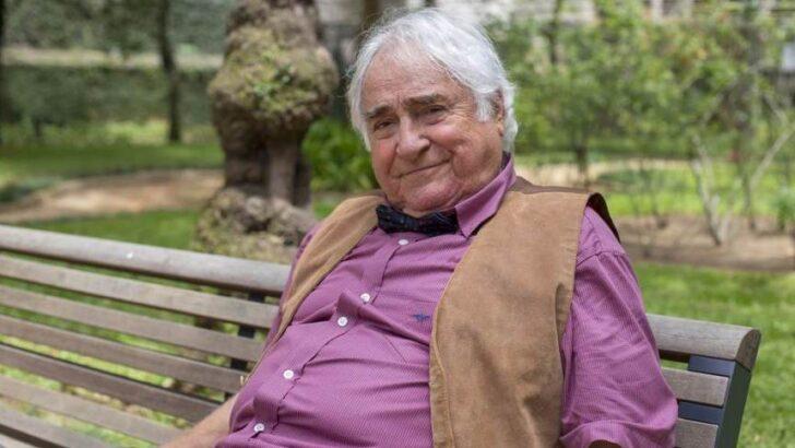 Ex-ator global luis gustavo morre aos 87 anos vítima de câncer