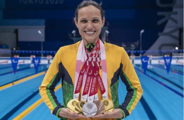 Brasil encerra sua melhor campanha nas paralimpíadas com 72 medalhas