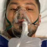 Vídeo: noivo fratura a coluna após ser jogado para o alto por amigos