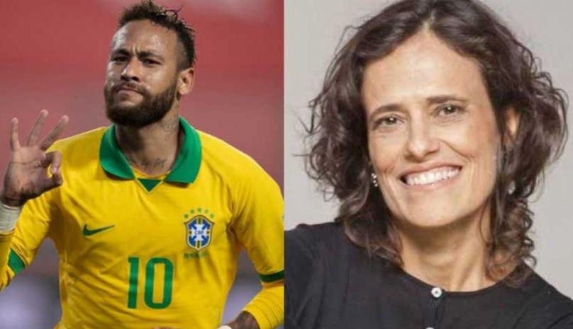 """Depois de patrícia pillar, zélia duncan também critica neymar: """"pague seus impostos"""""""