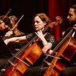 De volta aos palcos, orquestra sinfônica do rn se apresenta no anfiteatro do papódromo