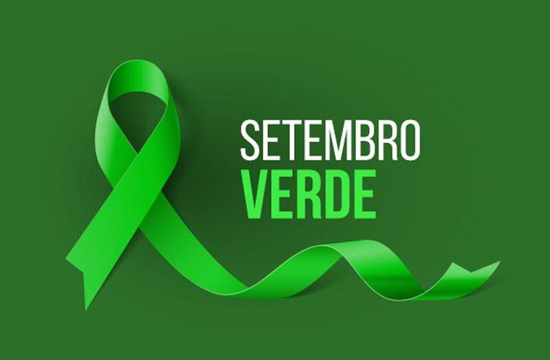 Setembro verde reforça importância da doação de órgãos
