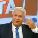 """Sikêra jr. fala ao vivo sobre processo e chora: """"rs"""