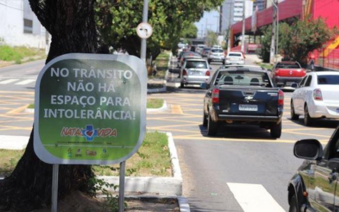 Prefeitura do natal lança semana nacional do trânsito 2021