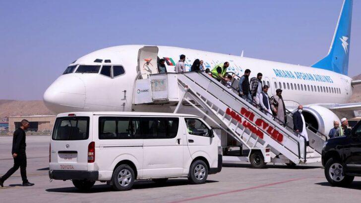 Aeroporto de cabul é reaberto para voos domésticos após retirada americana