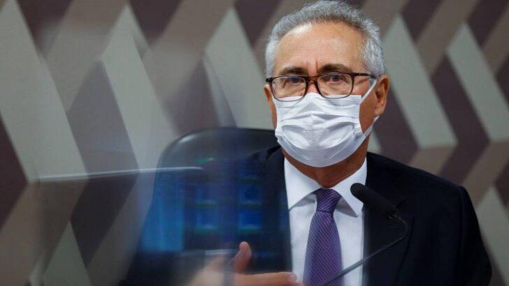 Renan calheiros adia entrega do relatório da cpi da covid para outubro