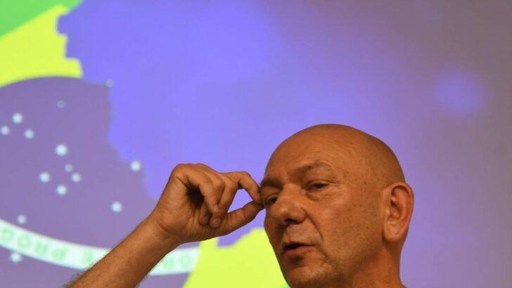 Luciano hang grava vídeo de algema e provoca cpi da covid: 'se por acaso eles não aceitarem o que eu vou falar'
