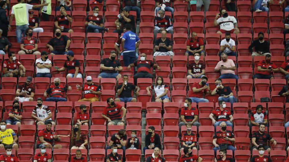 Flamengo, stjd e cbf: entenda o imbróglio sobre público nos estádios que pode até paralisar o brasileirão