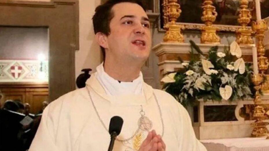 Padre italiano é preso por tráfico de drogas, desvio de dinheiro e transmissão de hiv em orgias