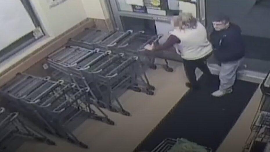 Americano é condenado a 10 anos de prisão por injetar sêmen em mulher em mercado; veja vídeo