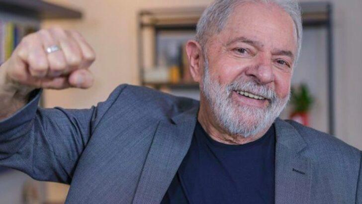 Lula diz que anda 9km por dia para estar bem em 2022
