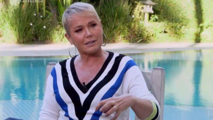 """Xuxa é chamada de velha, perde a paciência e detona hater na globo: """"mal-amada, invejosa"""""""