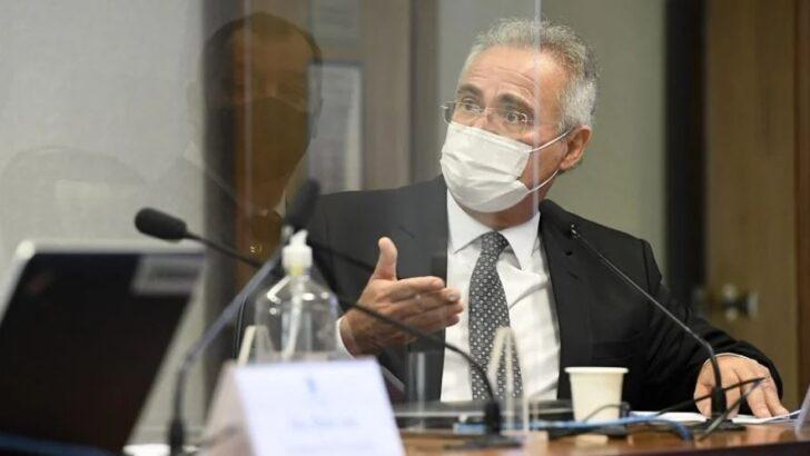 Bolsonaro tem razão de ficar chateado, mas houve crime, diz renan calheiros