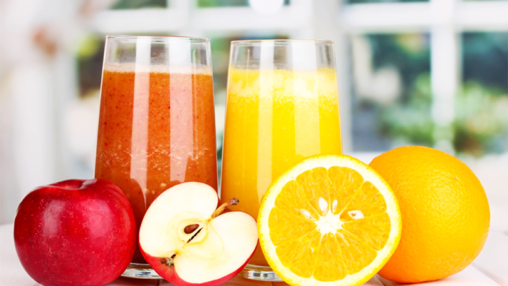 Muitas pessoas ficam na dúvida: qual o melhor: o suco ou a fruta?