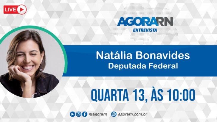 Agora entrevista – natália bonavides