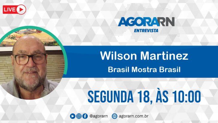 Agora entrevista wilson martinez – brasil mostra brasil