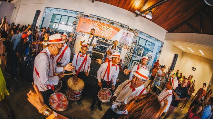 Evento cultural conta e canta a história do samba em natal