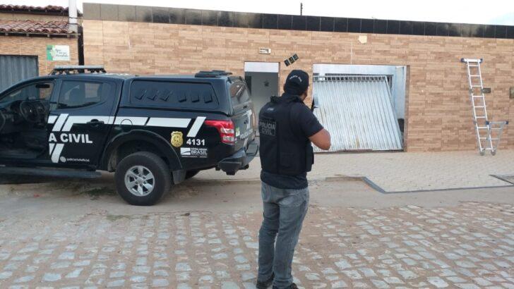 """Operação """"comandos"""" prende nove suspeitos de organização criminosa em mossoró"""