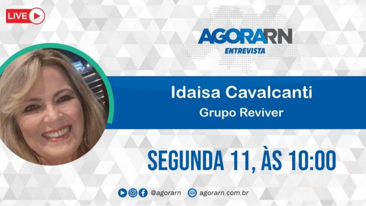 Agora entrevista idaisa cavalcanti – grupo reviver