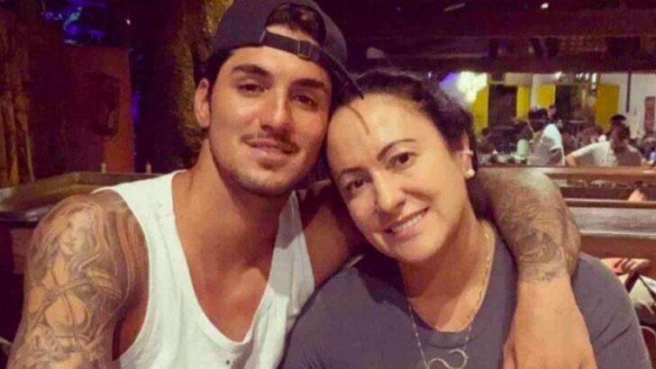 """Mãe de gabriel medina faz desabafo após polêmicas com filho e yasmin brunet: """"algo que simplesmente estraga vidas"""""""