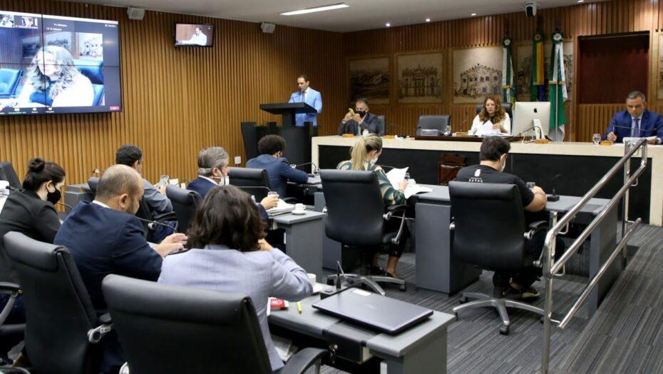 Projeto de revisão do plano diretor de natal é aprovado na comissão de justiça da câmara