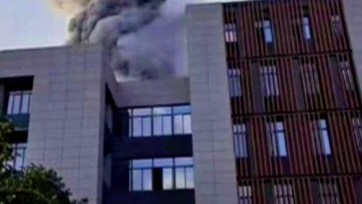 Explosão em universidade da china deixa mortos e feridos