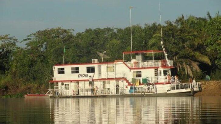 Sobe para seis o número de vítimas em naufrágio de barco-hotel