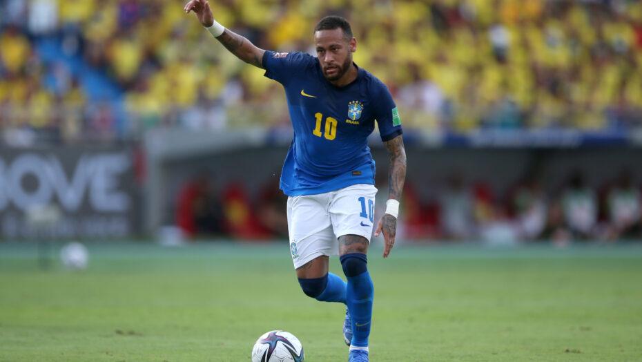 Brasil e colômbia empatam em 0 a 0