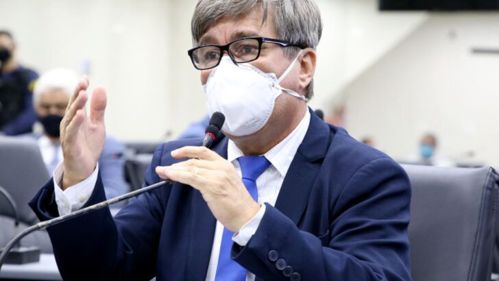 Robério paulino mobiliza natalenses para discutir plano diretor