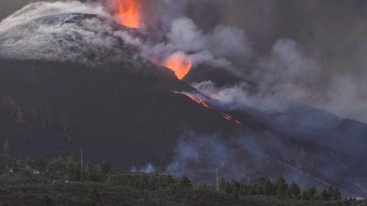 La palma: lava aumenta e especialistas temem abertura de nova boca eruptiva