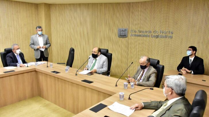 Comissão de finanças da alrn aprova projeto que institui o fundo estadual da pessoa idosa