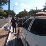 Motoqueira perseguido pela polícia perde controle e morre na rota do sol