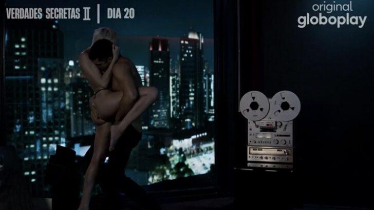 """Agatha moreira precisou de ajuda de striper nas cenas de sexo em verdades secretas 2: """"tive uma aula"""""""